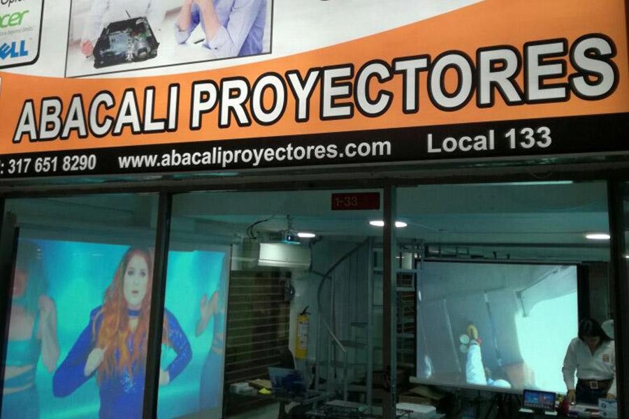 venta de proyectores
